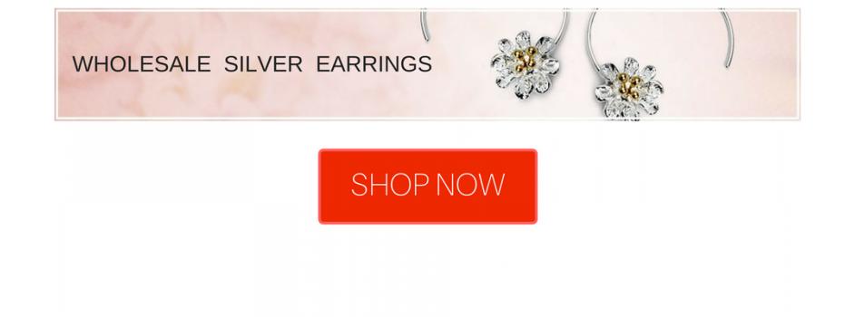 Wholesale Silver Earrins