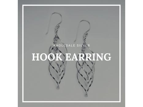 Wholesale Silver Hook Earring