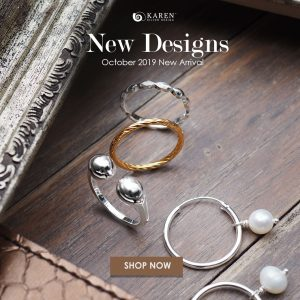 October 2019 Karen Silver Design New silver jewelry wholesale collection