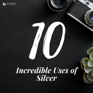 10 incredible uses of silver