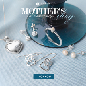 Motherday wholesale silver jewelry