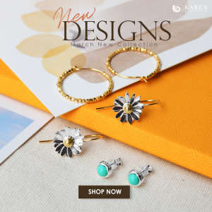 March 2021 New Silver Jewelry Collection