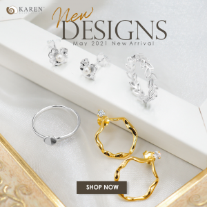 May 2021 New Wholesale Silver Jewelry Collection