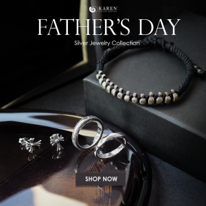 Wholesale Father's Day Silver Jewelry