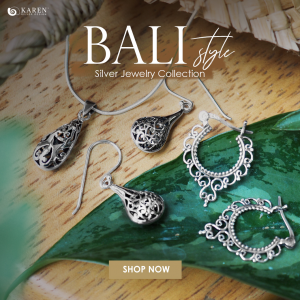 These are our 5 best selling balinese jewelry wholesale