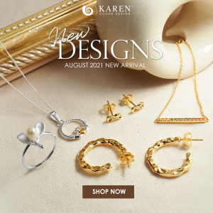 August New Wholesale Silver Jewelry Collection