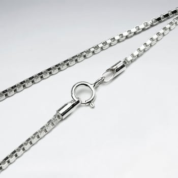 Box 925 Silver Chain