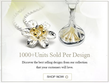 Wholesale Silver Jewelry Best Selling