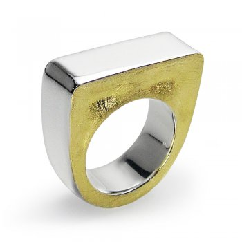 Defiance Edge Modern Squared Ring