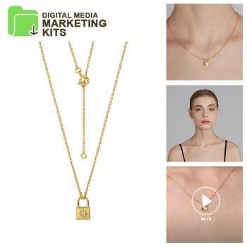 Digital Media Marketing Kit For N0763YECZ-16.5