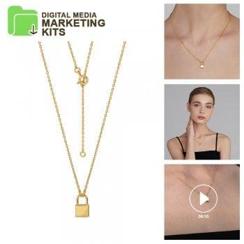 Digital Media Marketing Kit For NS0526YE-16.5