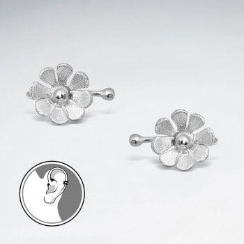 Flower Blossom Ear cuffs