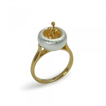 Imperial Beauty Statement Ring
