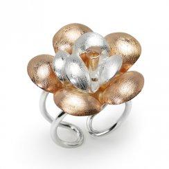 Lovely Floral Blossom Ring
