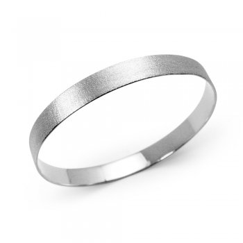 Luxe Stackable Sterling Silver Bangle