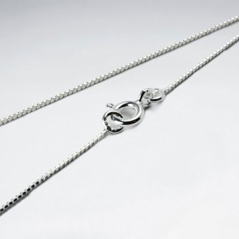 Magic Box 925 Silver Chain
