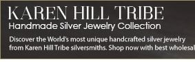 Thai Hill Tribe Silver Jewelry Wholesale 1