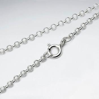 Rollo 925 Silver Chain