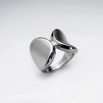 Stainless Steel Merging Ends Ring