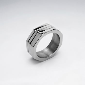 Stainless SteelGrooved Bolt Ring
