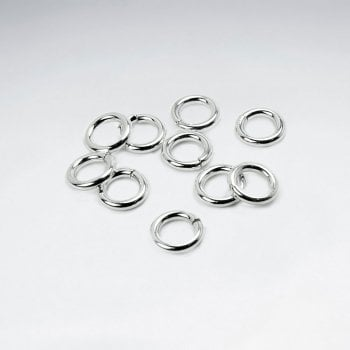 Sterling Silver Jump Rings Jewelry Accessory
