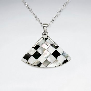 Triangle Lattice Pattern Shell