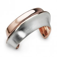 Two-Tone Luxury Class Bangle