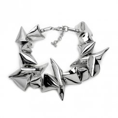 Wild Child Fashion Bracelet in Sterling Silver